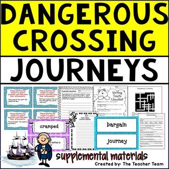 Dangerous Crossing Journeys 5th Grade Supplemental Materials