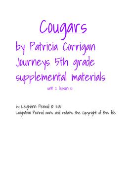 Journeys 5th grade unit 2 lesson 10