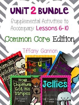 Journeys Common Core 2nd Grade Unit 2 Bundle