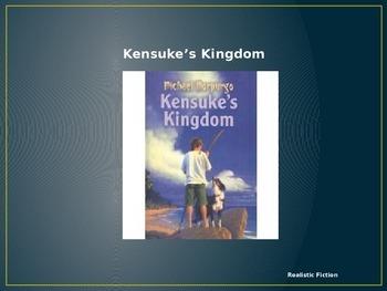Journeys Common Core 6th Grade Reading Unit 2 Story 4 Kens