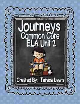 Journeys Common Core ELA Unit 2