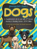 Journeys- Dogs Supplemental Unit {Unit 1: Lesson 3}