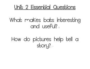 Journeys Essential Questions, Grade 3 Unit 2