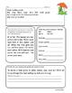 Journeys First Grade Common Core Homework Lesson 13 Seasons