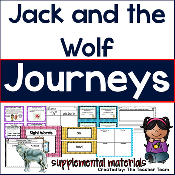 Jack and the Wolf Journeys First Grade Supplemental Materials