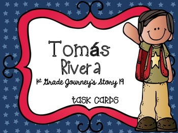 Journey's First Grade Lesson 19 Tomás Rivera Phonics and V