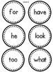 Journeys First Grade Words to Know Flip Cards Lessons 1-30