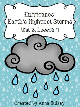 Fourth Grade: Hurricanes- Earth's Mightiest Storms (Journe