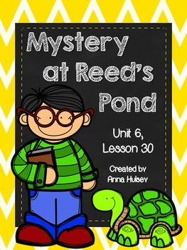 Fourth Grade: Mystery at Reed's Pond (Journeys Supplement)