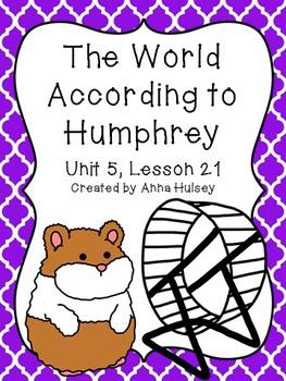Fourth Grade: The World According to Humphrey (Journeys Su