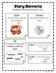 Journeys 4th Grade Unit 6 Supplemental Bundle (2012 Common