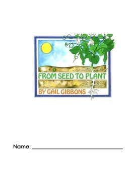 Journeys Grade 2 Unit 5 Lesson 25 From Seed to Plant