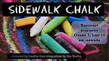Journeys Grade 3 Interactive Spelling List 10