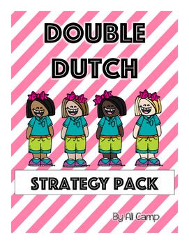 Journeys Grade 5 Unit 1 Lesson 4: Double Dutch Reading Str
