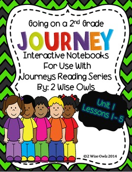 Journeys Interactive Notebooks