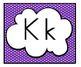 Journeys Kindergarten Word Wall-Popcorn Words-Primary Colors