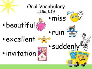 Journey's 1st Grade Lesson 1 What is a Pal? Powerpoint