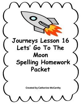 Journeys Lesson 16