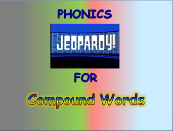 "Journeys 2nd Lesson 15 Jeopardy Phonics PPT for ""Officer B"