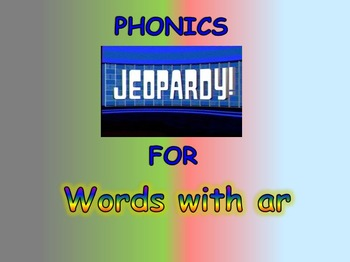 "Journeys 2nd Lesson 19 Jeopardy Phonics PPT for ""The Signm"