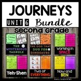 Journeys 2nd Grade Unit 6 Bundle