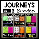 Journeys 2nd Grade Unit 6 Bundle
