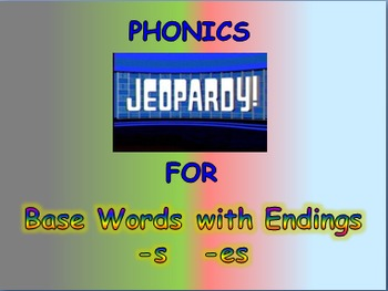 "Journeys 2nd Lesson 11 Jeopardy Phonics PPT for ""Click, Cl"