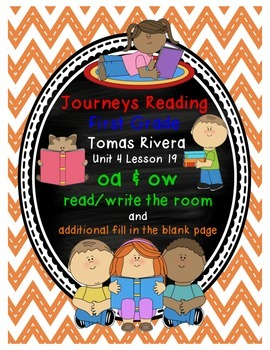 Tomas Rivera oa ow read/write the room Journeys Reading Un