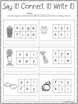 Journeys SPELL IT OUT! Unit 6 BUNDLE Spelling Printables &