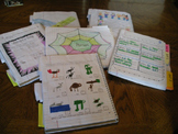 Journeys Second Grade Interactive Notebook Unit 1