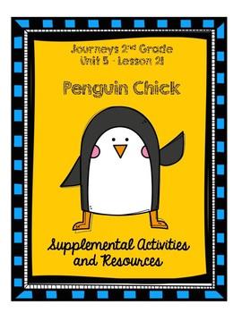 Journeys Second Grade Penguin Chick