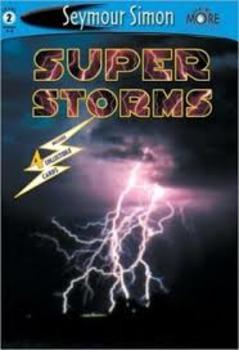 """Journeys Second Grade Unit 2 Lesson 8: """"Super Storms"""" Less"""
