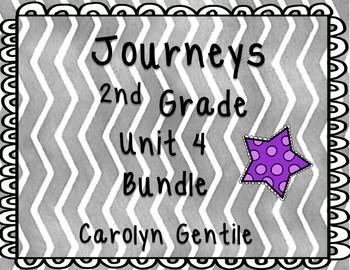 Journeys Second Grade Unit 4 Bundle