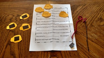 Journeys Second Grade Vocabulary Learning Box Games- Unit 2