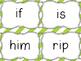 Journeys Spelling Word Cards, 1st Grade Stripes