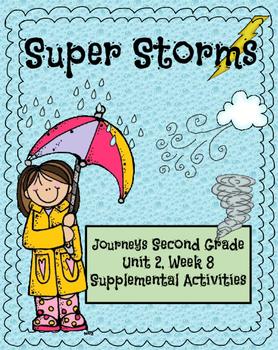 Journeys:Super Storms (Unit 2, Lesson 8)