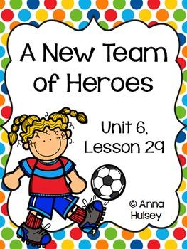 Third Grade: A New Team of Heroes (Journeys Supplement)