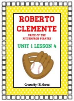 Journeys Third Grade Roberto Clemente