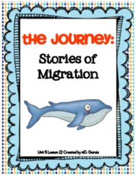 Journeys Third Grade Stories of Migration