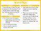 Journeys Third Grade - Word Flips