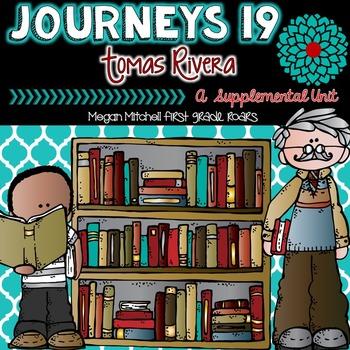 Journeys: Tomas Rivera 19...A Supplemental Unit