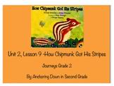 Journeys Unit 2, Lesson 9 How Chipmunk Got His Stripes Sma