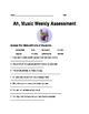 Journeys Lessons 11-15 Test Bundle