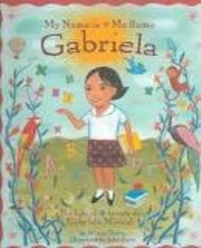 """Journey's Unit 4 Lesson 18 """"My Name is Gabriela"""" Lesson Plans"""