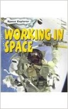 """Journeys Unit 6 Lesson 28 """"Working In Space""""  Lesson Plans"""