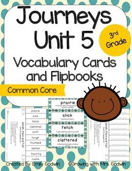 Journeys Third Grade: Unit 5