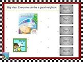 Journeys 2011 first grade smartboard Unit 1 Lesson 5