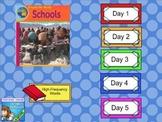 Journeys second grade smartboard Unit 3 Lesson 13
