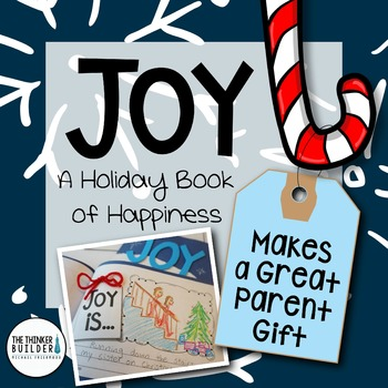 Joy Books: A Holiday Craft Full of Happiness!