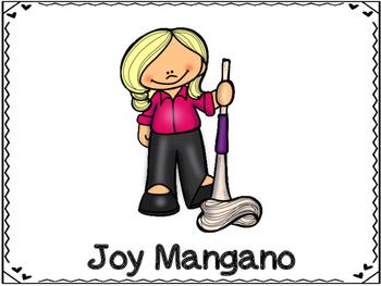 Joy Mangano Inventor (Miracle Mop)